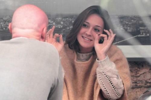 """Amici, Diana Del Bufalo innamorata: """"Una cotta per Rudy Zerbi, ma Maria se n'è accorta"""""""