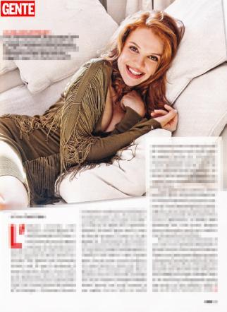 Ludovica Bizzaglia, che svolta sexy!