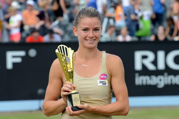 Camila Giorgi vince a Hertogenbosch. È il suo primo successo sul circuito Wta